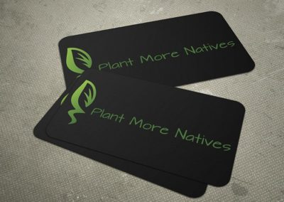 Plant More Natives