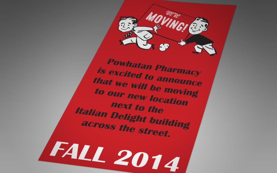 Powhatan Pharmacy is Moving