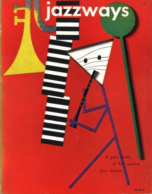 Paul Rand Cover Jazzways Magazine