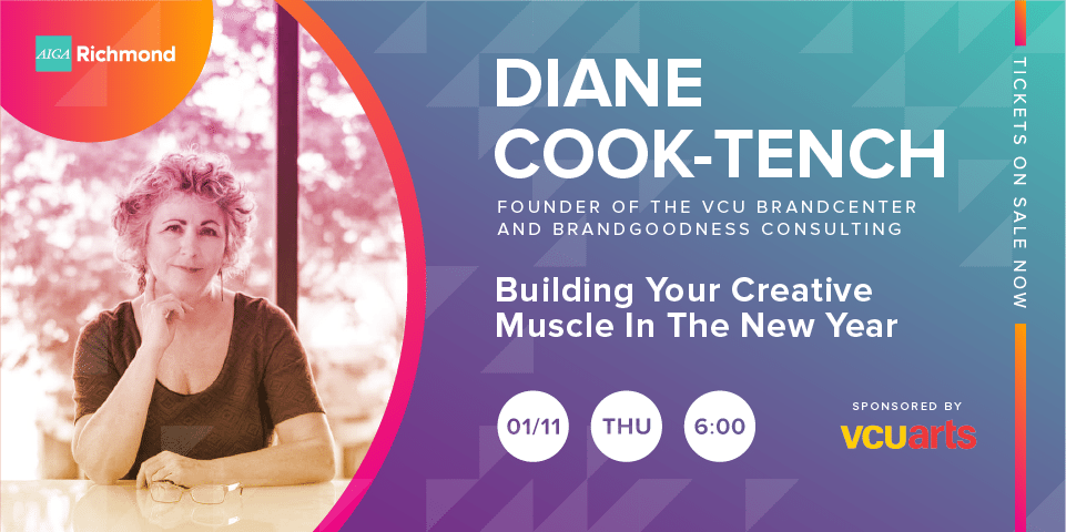 Diane Cook Tench – Building Your Creative muscle In The New Year