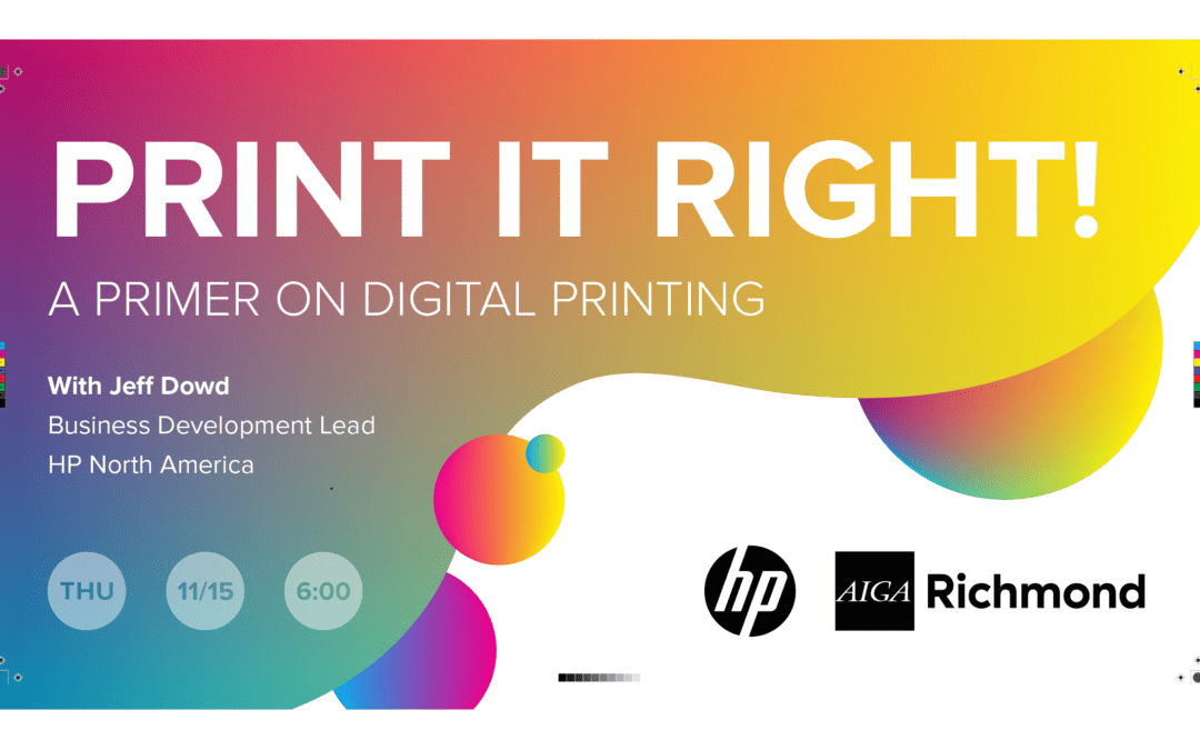 Print It Right – A Primer on Digital Printing