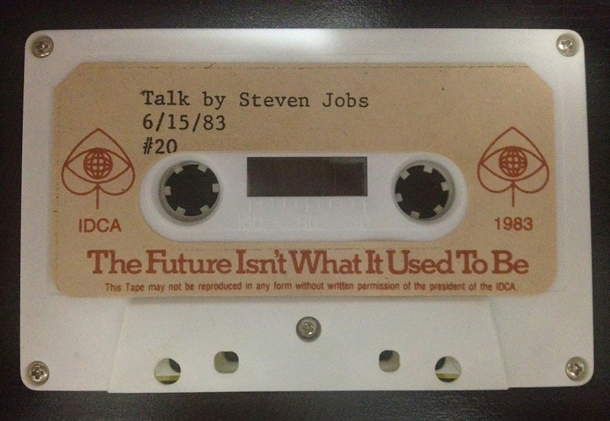 "How You Can More Accurately Predict the Future of Design, Using Steve Jobs' ""Lost Speech"" from 1983 as an Example"