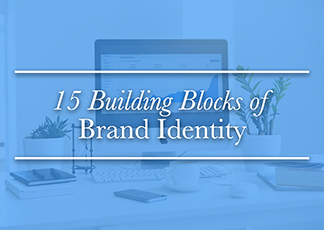 15 Building Blocks of Branding Identity