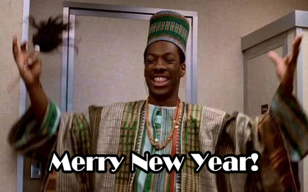 Merry New Year!