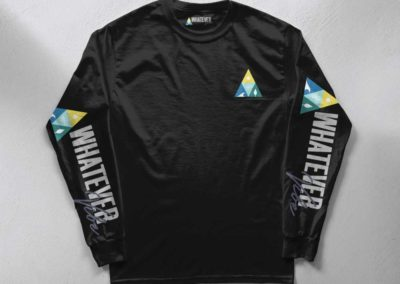 Whatever Vibe longsleeve